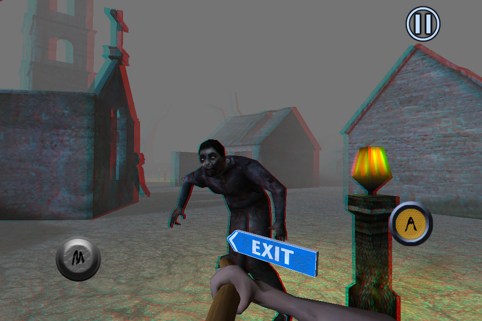 Screenshot 3D Nightmare