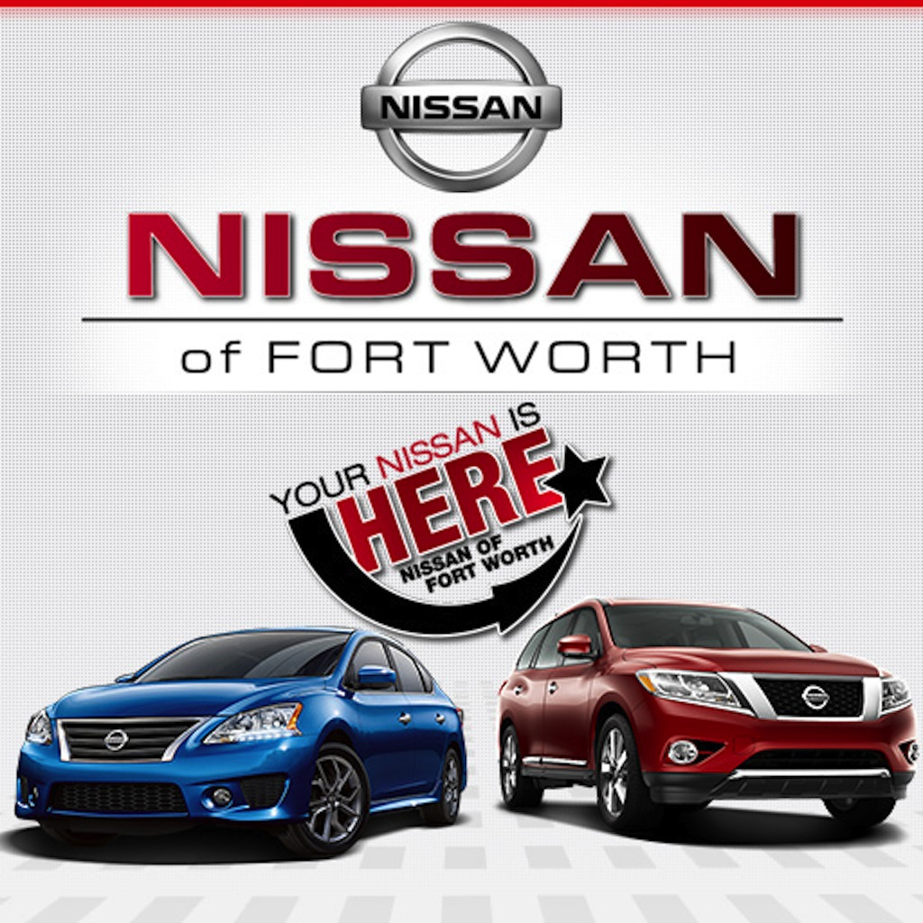Lovely Nissan Of Fort Worth. App Icon